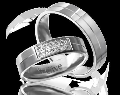 Snubní prsteny BELLIS obr.1