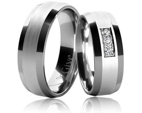 Snubní prsteny LOTOS obr.7