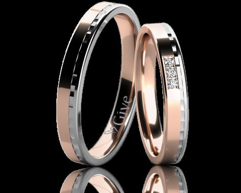 Snubní prsteny ORCHIDEI obr.11
