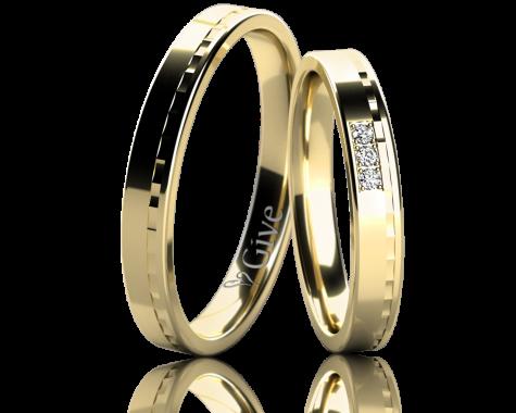 Snubní prsteny ORCHIDEI obr.13
