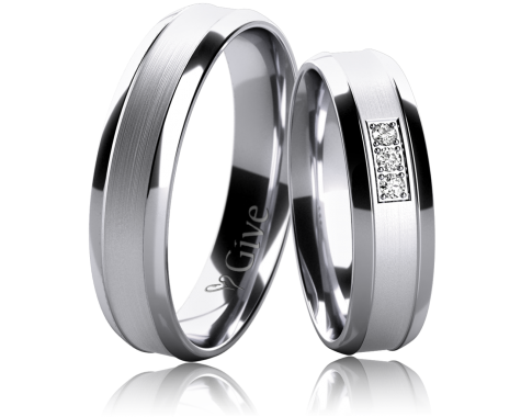 Snubní prsteny ZINNIA obr.15