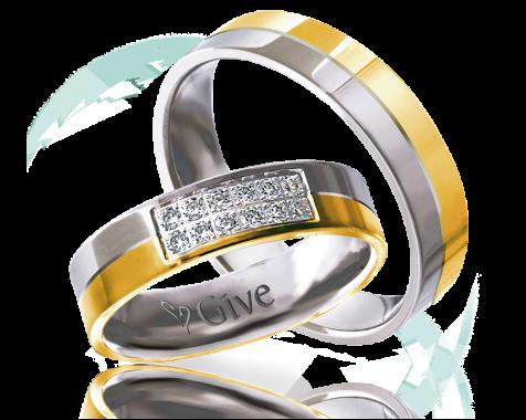 Snubní prsteny BELLIS ZB obr.2