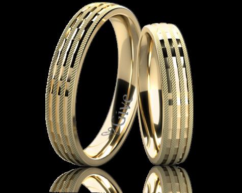Snubní prsteny CLIVIA obr.4