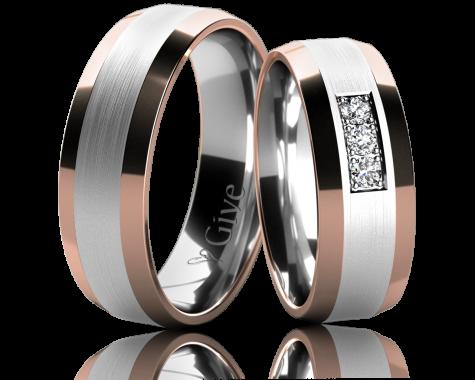Snubní prsteny LOTOS obr.6