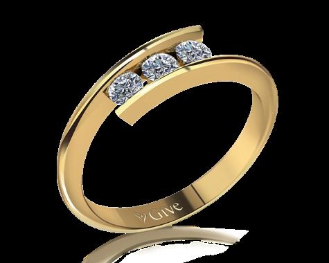 Zásnubní prsten Sirah obr.27